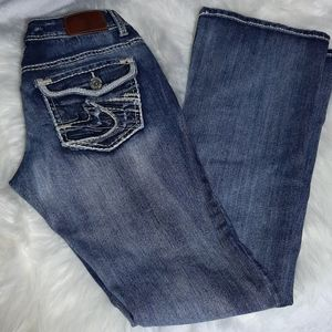 Maurice Jean's size 3/4 Bootcut